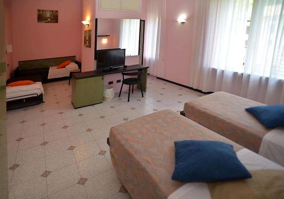 Hotel salus santandrea bagni